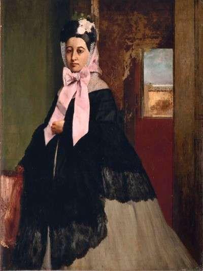 Η αδελφή του Τερέζα (1863)