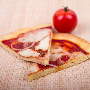 Domácí pizza bez lepku