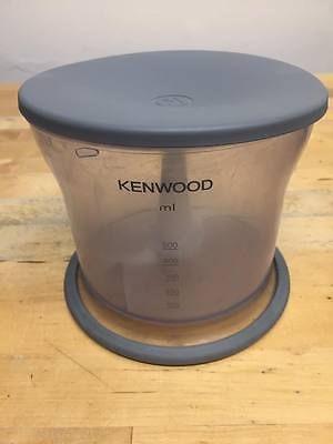 Kenwood HB720/HB710/HB724-chopper blade+bowl+base+Lid-Hand blender Part Home, Furniture & DIY:Appliances:Small Kitchen Appliances:Blenders (Handheld) #forcharity