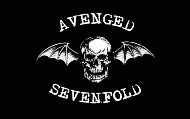 AVENGED SEVENFOLD - Sta per succedere qualcosa di strano...? Qualche giorno fa è successa una cosa molto strana: in giro per il Mondo sono state avvistate alcune proiezioni molto particolari..infatti il logo degli AVENGED SEVENFOLD, band metal molto nota nel p #avengedsevenfold #band #metal
