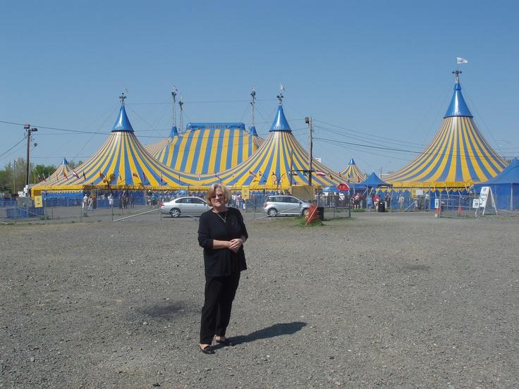 Cirque de Soliel Montreal, Canada