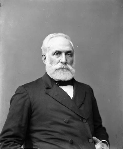 Fifth Prime Minister Of Canada | ... Sir Mackenzie Bowell. 5th prime minister of Canada, had an Epic beard