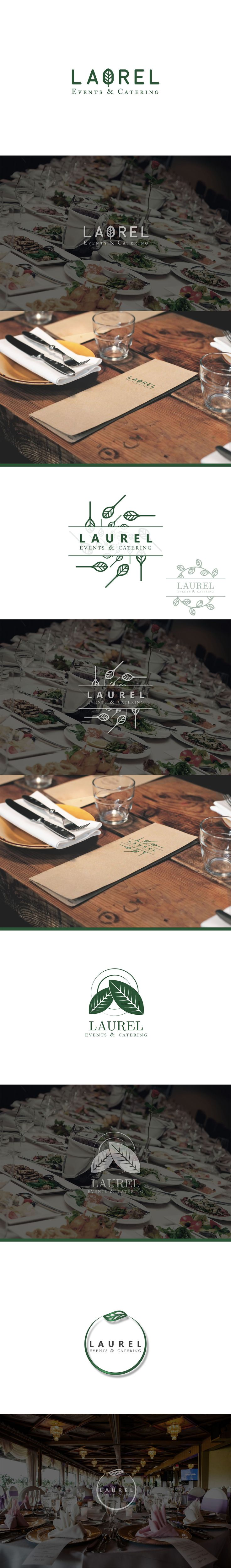 "Check out my @Behance project: ""Laurel Events & Catering - Branding concepts"" https://www.behance.net/gallery/52941381/Laurel-Events-Catering-Branding-concepts"