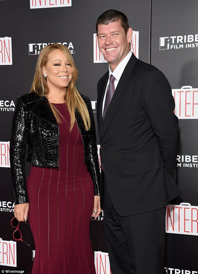 Behind closed doors: New reports have claimed Mariah Carey's parenting style is to blame for her recent split with Australian billionaire James Packer