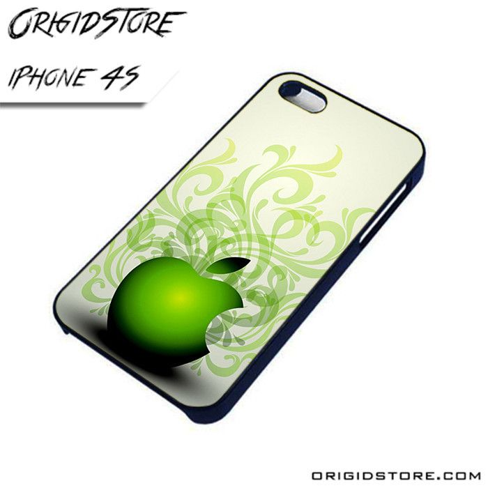 Iphone Floral Apple Case For Iphone 4/4S Case