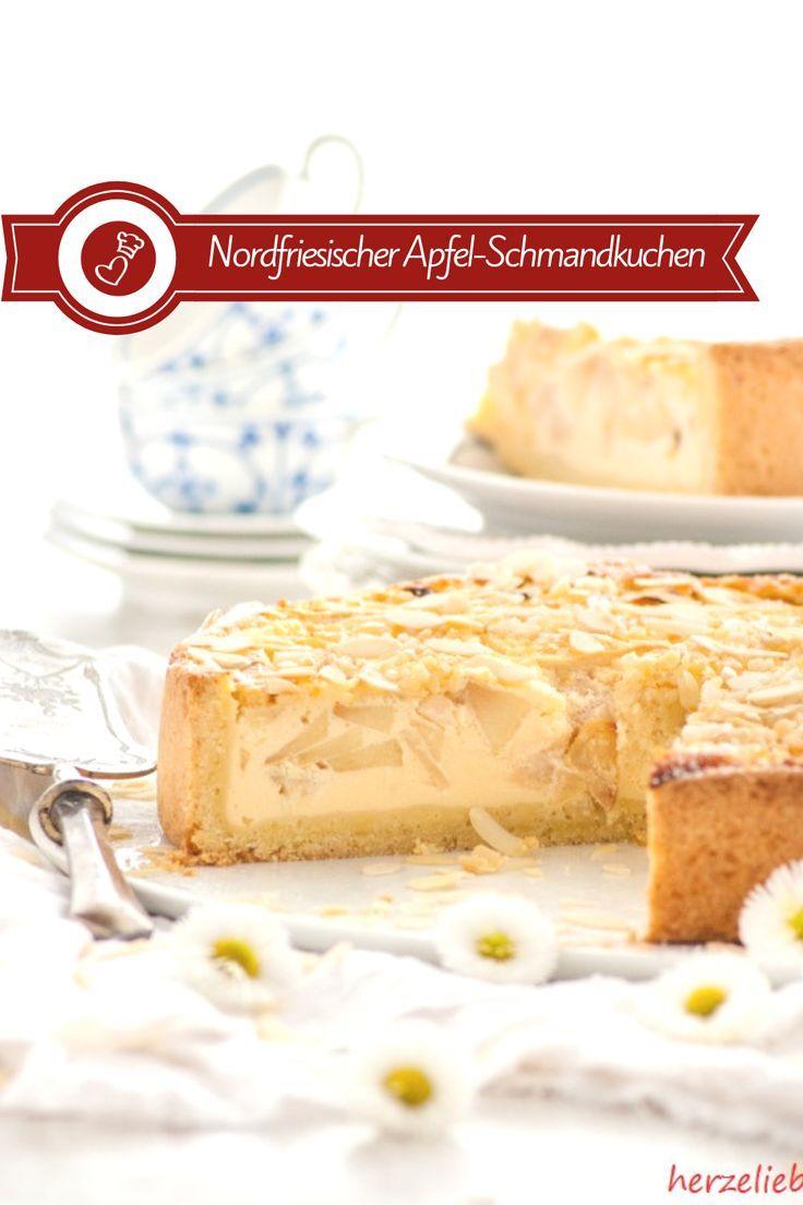 Nordfriesischer Apfel-Schmand-Kuchen Rezept – Backen – Torten, Kuchen & Gebäck