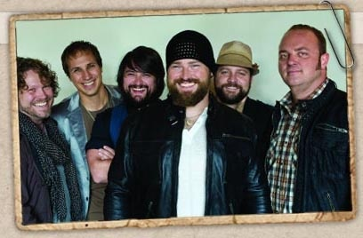 Zac Brown Band - Country Music Rocks!