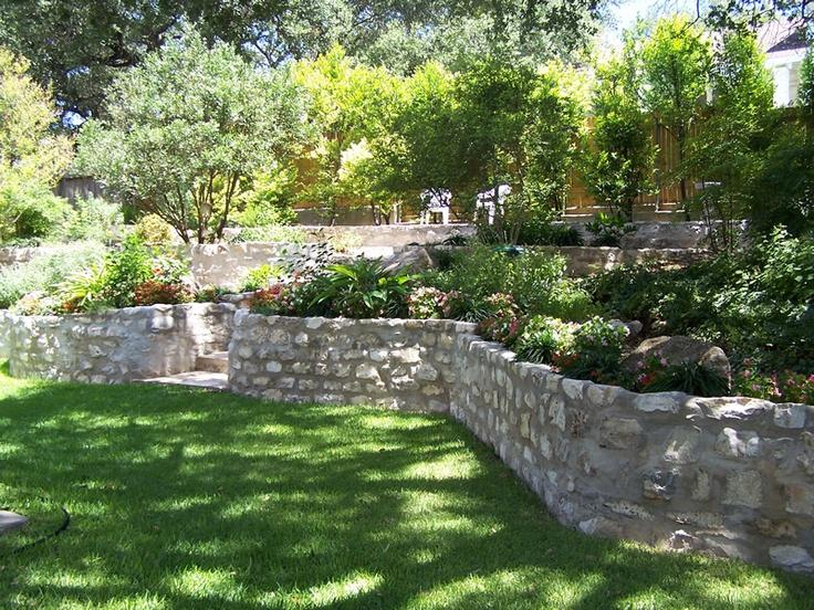 58 best Rock Wall Gardens images on Pinterest | Decks, Flowers ...