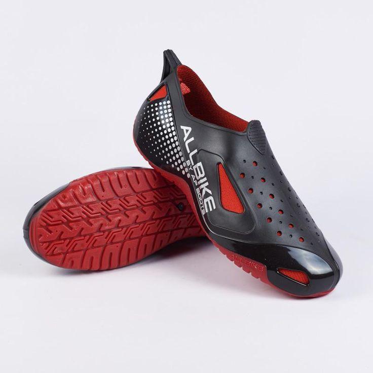 Jual Sepatu Sepeda Motor ALL Bike AP Boots Hujan ALLBIKE 100% Original 439 - blanja.com