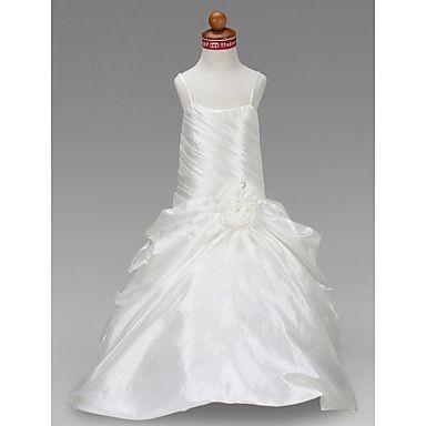 JIMENA - Robe de Communion Taffetas – USD $ 89.99