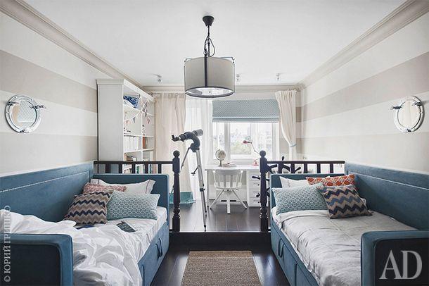 Квартира в Москве, 113 м²