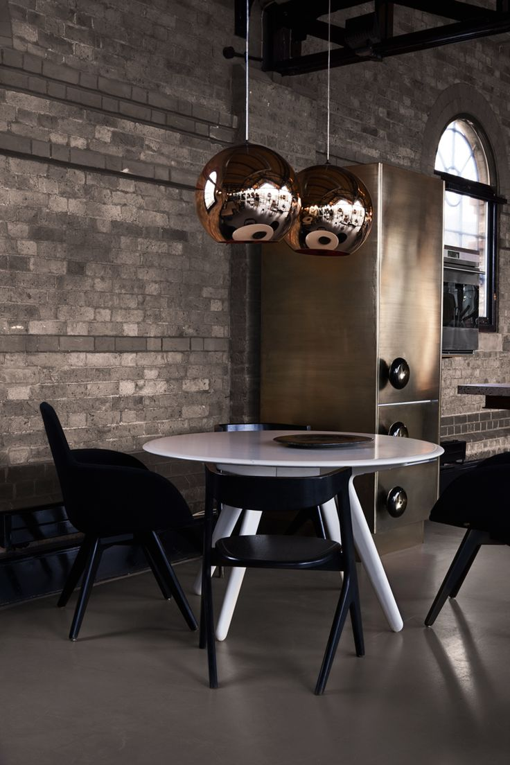 """Beam"" kitchen, designed by Tom Dixon in collaboration with Lindholdt Studio"