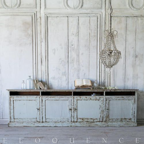 Eloquence, Inc. Antique French Counter