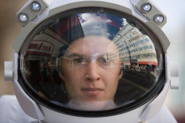 9 curiosidades sobre el diseño de trajes espaciales