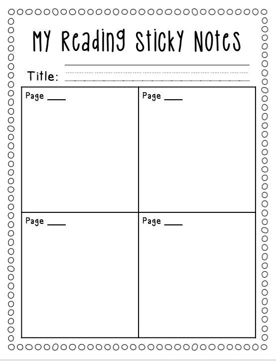 Mrs. Ricca's Kindergarten: Reading Workshop Ideas & Freebies