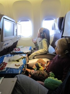 Overseas flight prep with a 6yo and 2yo (from a doula friend who went to Thailand and Cambodia)