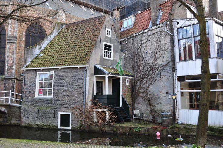 Micro theater, het kleinste theater van Delft