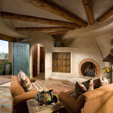 Southwestern Home Decor Southwestern Home And Beam Ceilings On Pinterest