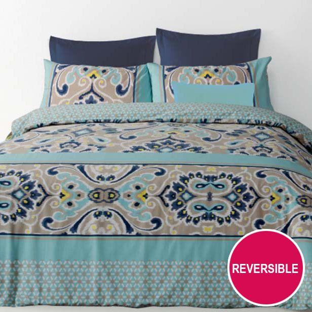 Damask - Apartmento - Quilt Cover Set - Love Mum