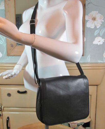Jobis Black Shoulder Bag 87