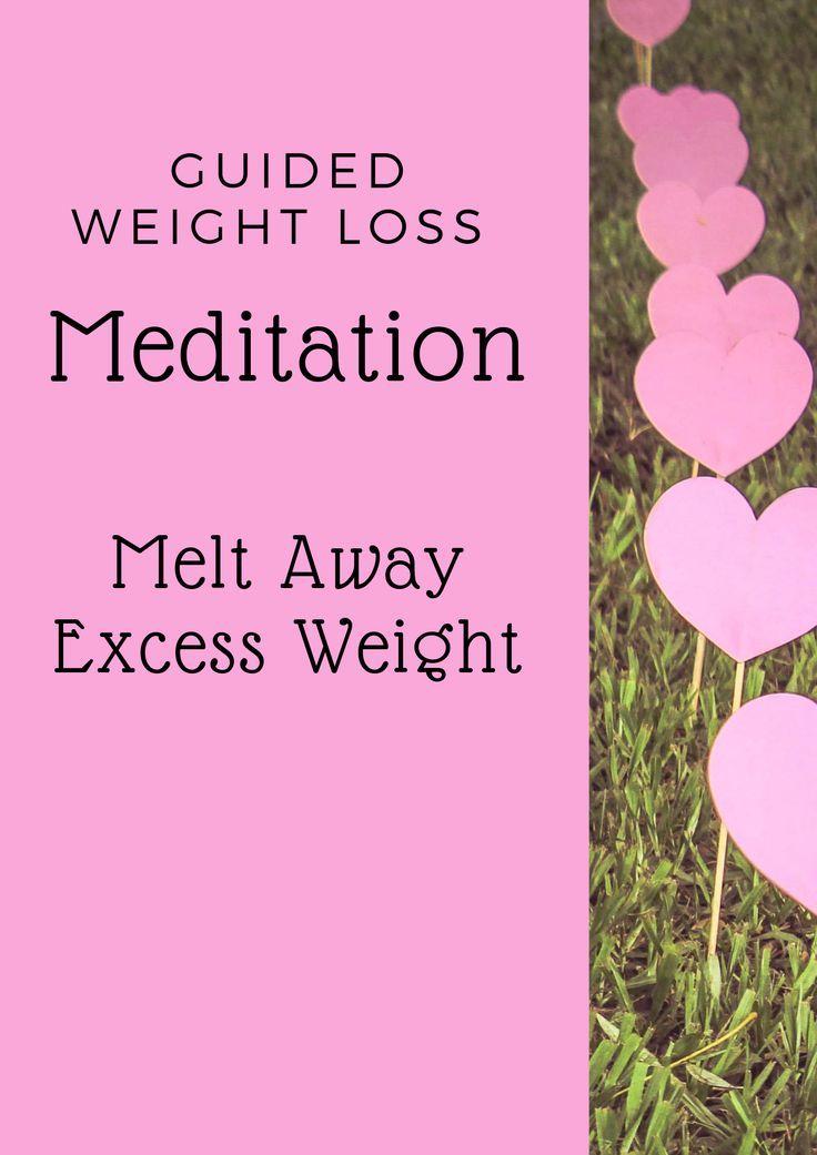 Weight loss visualization meditation