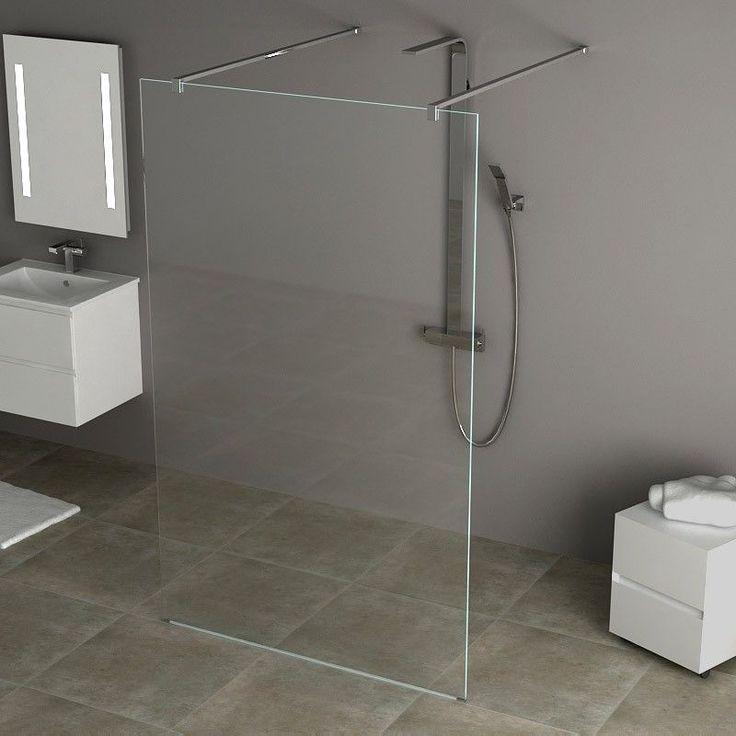 Les 25 meilleures id es concernant paroi de douche fixe sur pinterest style - Paroie de douche 120 ...