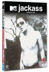 Recension av Jackass - Volume one med Johnny Knoxville, Ryan Dunn, Bam Margera, Steve-O, Preston Lacy, Raab Himself och Chris Pontius,
