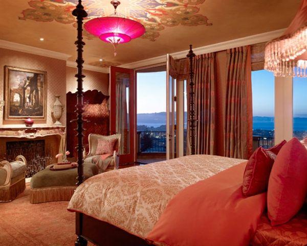 22 großartige marokkanische Interior Designs