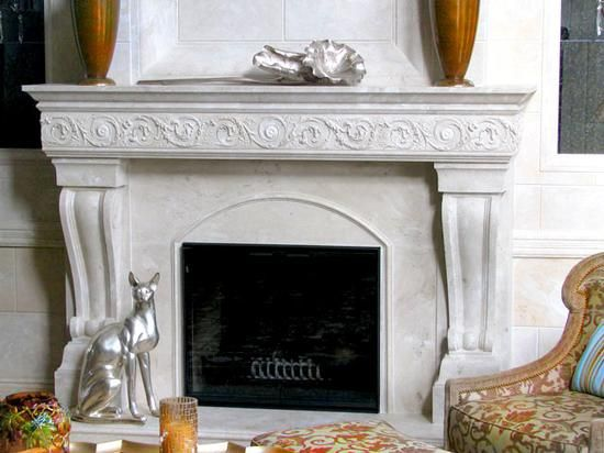 Fire places and Mantles