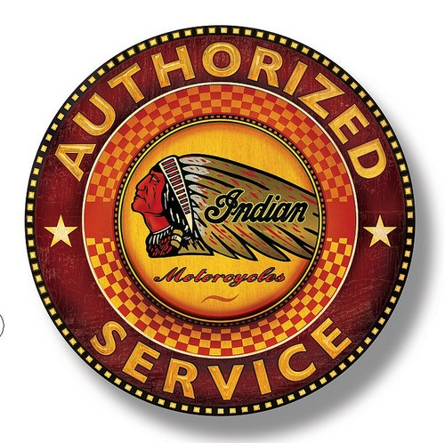 Authorized Indian Motorcycle Service