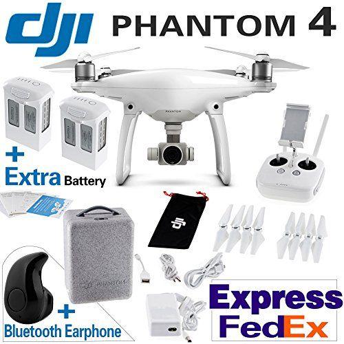DJI PHANTOM 4 PRO GPS QUADCOPTER PHANTOM4 DRONE GIMBAL 4K/12MP HD CAMERA NEW  EXTRA BATTERY Fedex EXPRESS - www.midronepro.co...