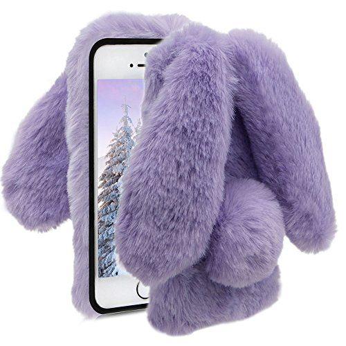 coque iphone 5 lapin fourrure