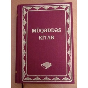 Azeri Bible (Muqaddas Kitab) [AC-3]