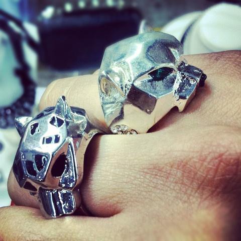 OUMIRA LOVES animal rings!