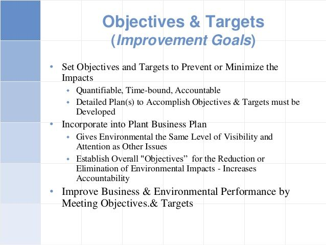 456 best 02 ISO 14001 images on Pinterest Business, Strategic - impact assessment template