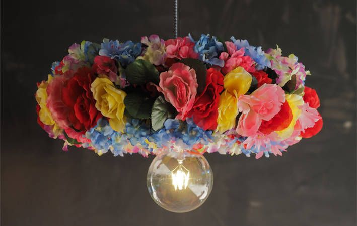 Makers Lane :: Flora Pendant