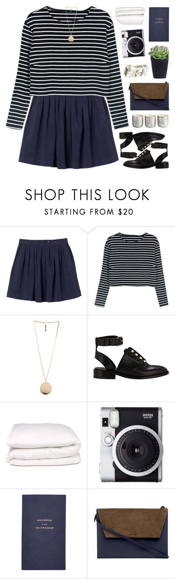 """CAN'T WORRY 'BOUT TIME"" by emmas-fashion-diary ❤ liked on Polyvore featuring Monki, Givenchy, Balenciaga, Selfridges, Fuji, Smythson, Whistles and Illume"