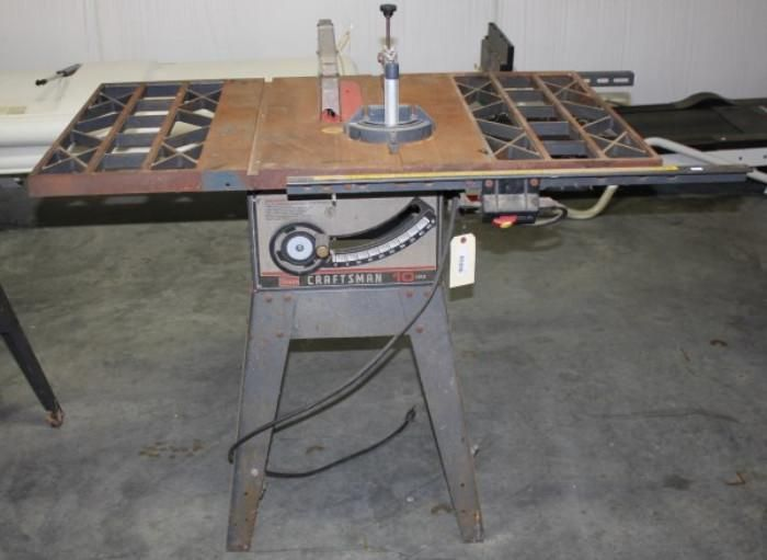 25 best ideas about craftsman 10 table saw on pinterest for 10 in table saw craftsman