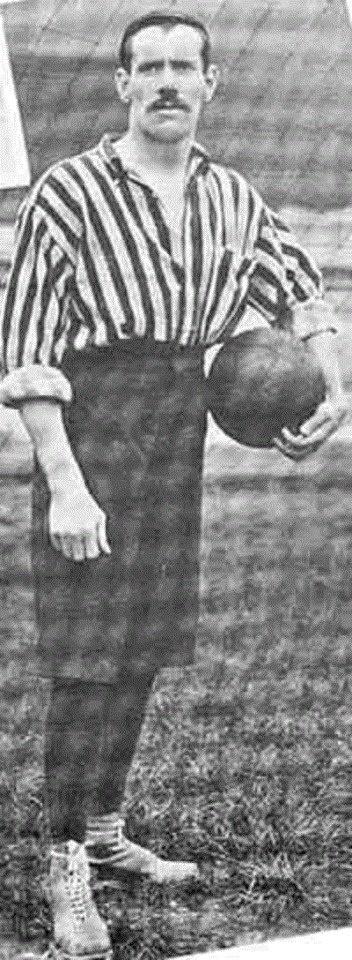 Harry Storer, Woolwich Arsenal F.C. (1895)