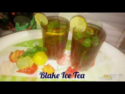 Sammer special Ice tea recipe | How to make ice tea recipe/In Hindi - YouTube