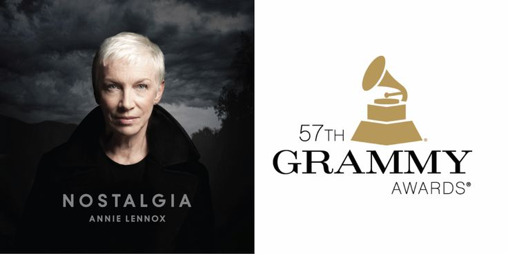 Annie Lennox's new album Nostalgia is nominated for a 2015 Grammy for Best Traditional Pop Vocal Album - http://www.eurythmics-ultimate.com/blog/2014/12/05/annie-lennoxs-new-album-nostalgia-nominated-2015-grammy-best-traditional-pop-vocal-album/