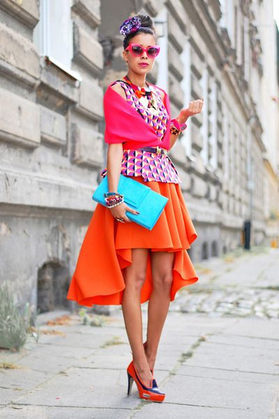 749 Best Eccentric Flamboyant Fashion Images On Pinterest Tunics Dress Patterns And My Style