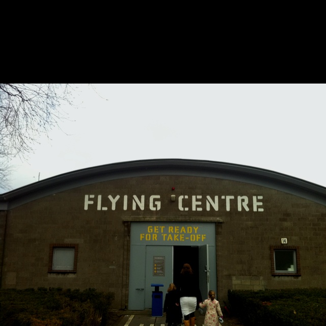Flight simulators Soesterberg!