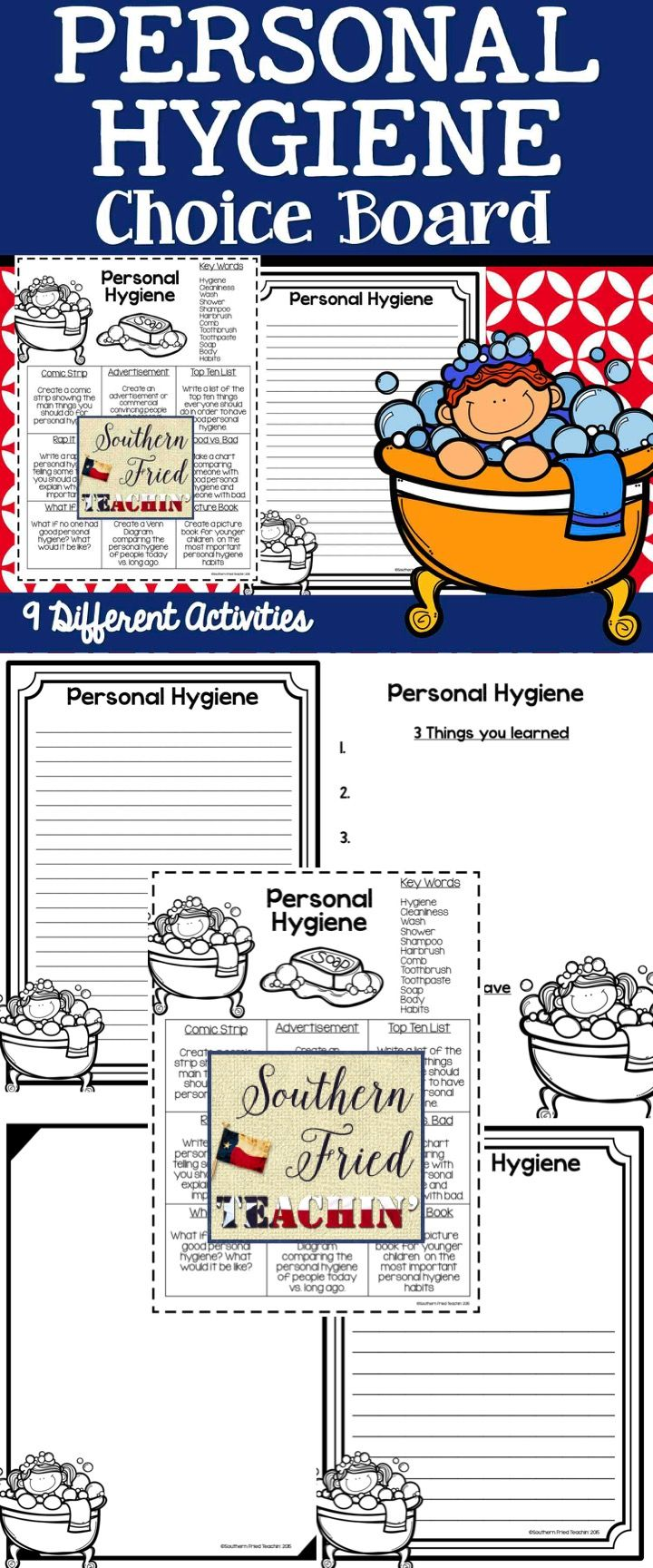 The 25+ best Personal hygiene ideas on Pinterest | Life skills ...