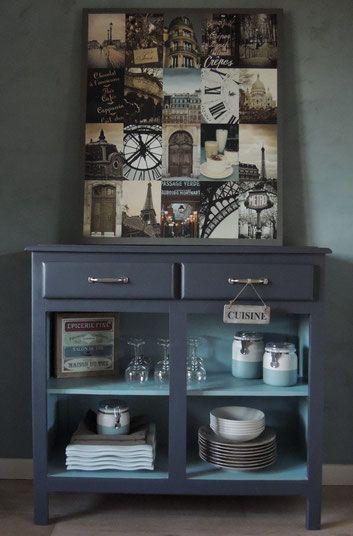 117 best DANS LA CUISINE images on Pinterest | Vintage kitchen ...