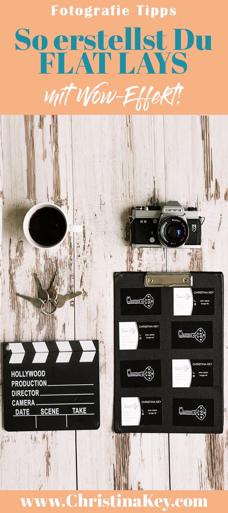 Fotografie Tipps - So erstellst Du Flat Lays mit Wow-Effekt! Entdecke jetzt alle Fotografie Tipps und Tricks auf CHRISTINA KEY - dem Fotografie, Blogger Tipps, Rezepte, Mode und DIY Blog aus Berlin, Deutschland