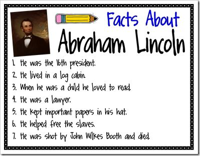 25+ best ideas about Abraham lincoln facts on Pinterest | History ...