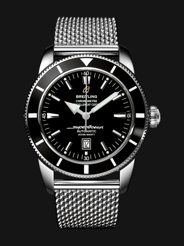 Superocean Héritage 46 - Versions - Breitling - Instruments for Professionals