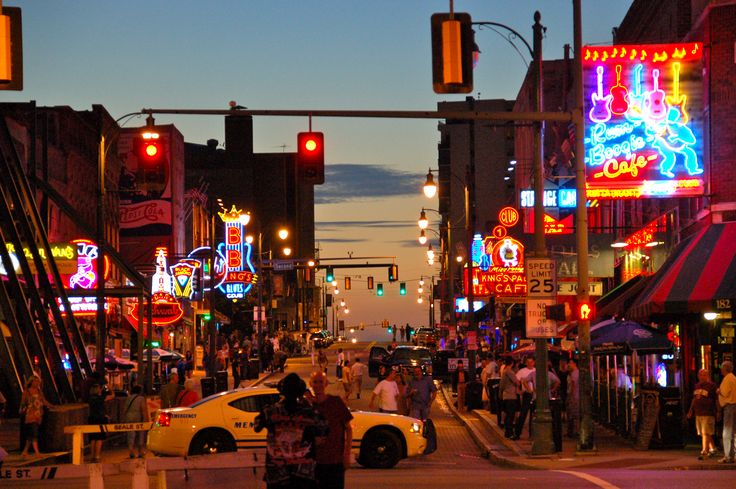 Literary Tourism: Memphis, Tennessee