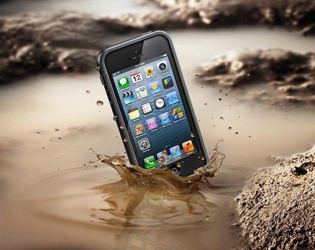Что нам снег, что нам зной, что нам дождик проливной - когда LIFEPROOF со мной #ilandua, #iphone5, #waterproof